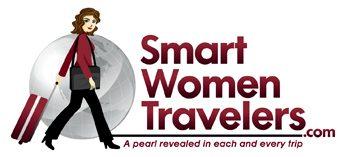 Smart women travelers